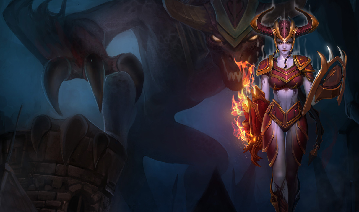 Berzerks Mobafire Profile League Of Legends Lol Community Profile