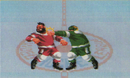 Hit the Ice (SNES) fight