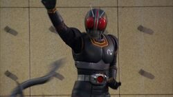 Black (Let's Go Kamen Riders)