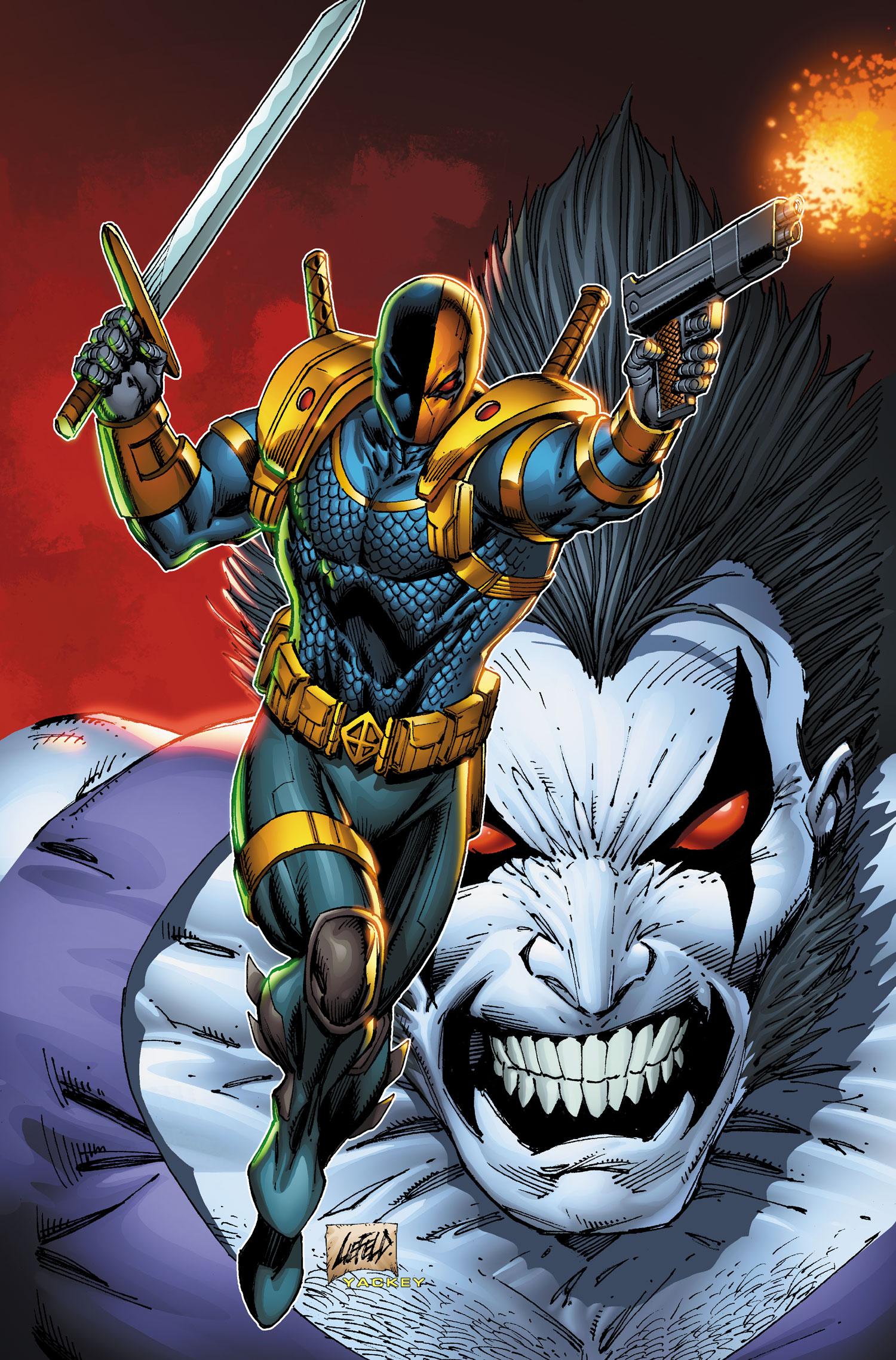 Deathstroke Vol 2 10 - DC Comics Database