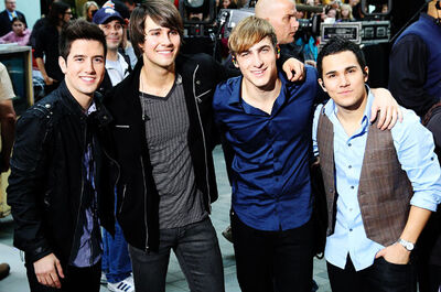 Big Time Rush Band