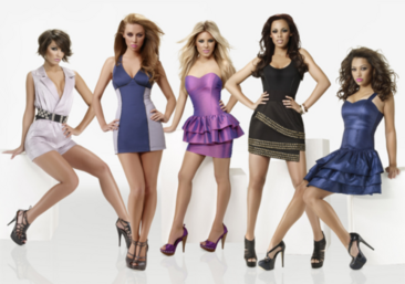 The Saturdays PNG