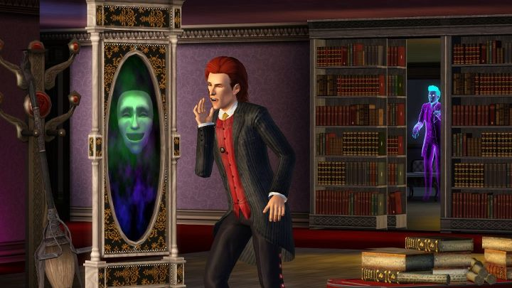 A Hidden Door Bookshelf So We Can Have Secret Passage Ways The