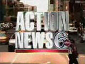 WPVI-TV's Channel 6 Action News At 6 Video Open From Summer 2003