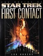 The Making of Star Trek First Contact cover