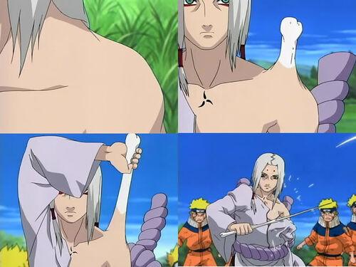 """Kanzaki Kaori """"Danzante Sangrienta"""" 500px-Naruto_121_kimimaro_bone_katana"""