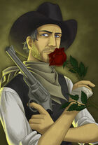 Roland Deschain by Cordania