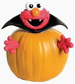 Paper magic group halloween elmo push ins