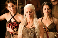 Daenerys, Irri &amp; Doreah 1x07