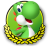 MK3DS Yoshi icon