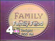 WNBC-TV's Family Feud Video Promo From Early 1980
