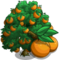 Navel Orange Tree-icon