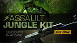 JungleKit assault highlight en