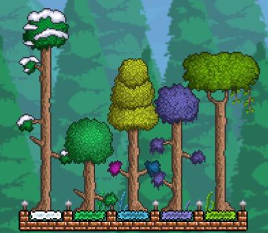 Tree Terraria Wiki