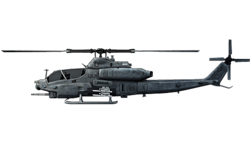 AH-1Z Viper Battlelog Icon