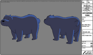 Modelsheet - Bearwithrims - Special Color