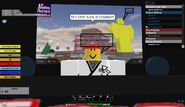 Funny news report (Funny Roblox Screenshot 10)