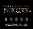 FFMQ Title Screen