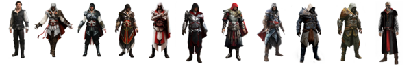 Ezio Evolution 2 0