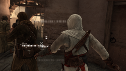 AC1 Altair Thug Pickpocket