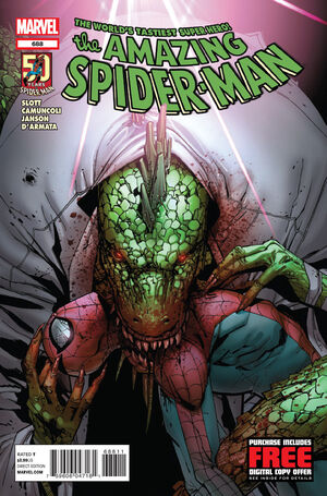 Amazing Spider-Man Vol 1 688