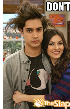 Victorious fanfiction rated m bori