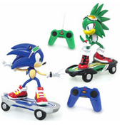Sonic &amp; Jet NKOK Racers