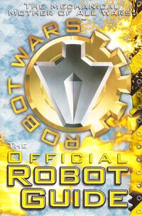 Robot Wars The Official Guide