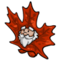 Maple Leaf Gnome-icon
