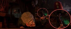 Newt - Cameo in Brave