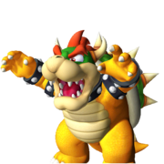 MP9 Bowser Bust