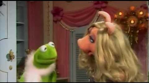 Helen Mirren on Miss Piggy