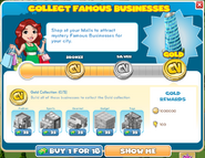 Collect Famous Businesses 3