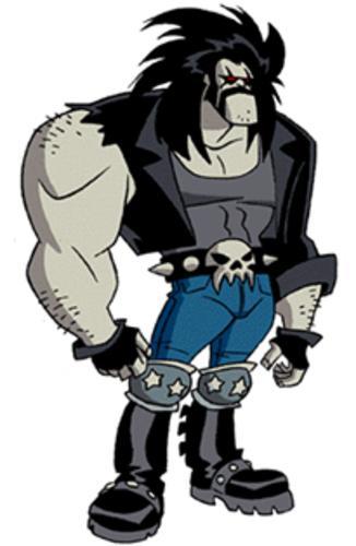 Lobo - Villains Wiki - villains, bad guys, comic books, anime
