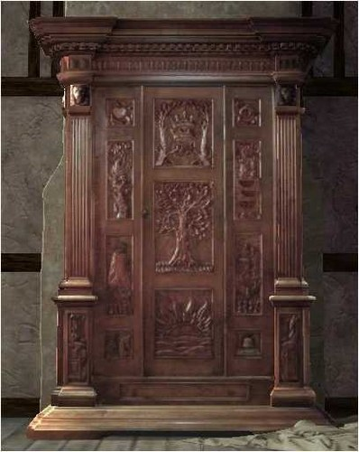 armoire magique wiki narnia. Black Bedroom Furniture Sets. Home Design Ideas