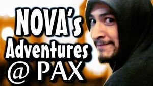 Nova's Adventures at PAX East 2012 Ep