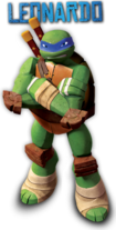 2012 Leonardo titled character image
