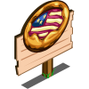 July Pie Mastery Sign-icon