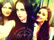 Cat,Jade and Tori