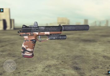 Future Soldier FN FNP-45 Tactical Website 5