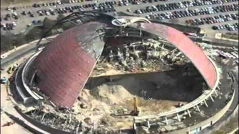 THE DISAPPEARING CIVIC ARENA