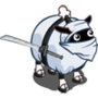 White Ninja Sheep-icon