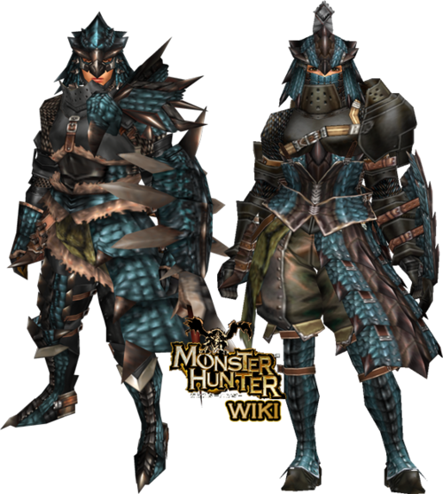 Rathalos Soul Armor (Gun) - The Monster Hunter Wiki ...
