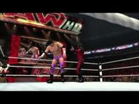 Masked kane in wwe 12
