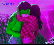 HULK KISS