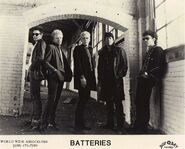 Batteries promo shot