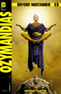 Before Watchmen Ozymandias Vol 1 1