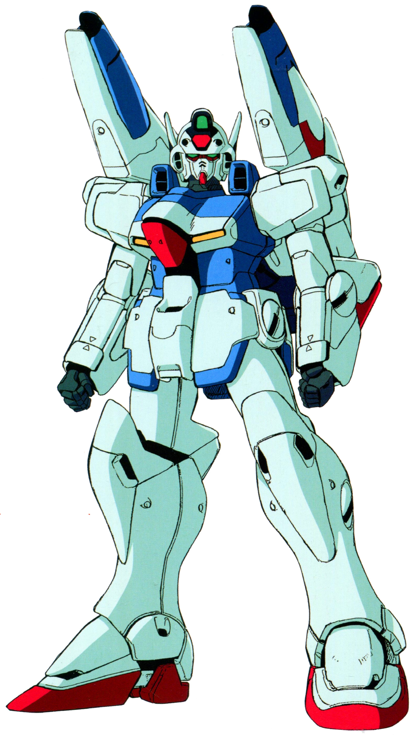 LM312V06 SD-VB03A V-Dash Gundam Hexa