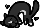 Dead Cat Icon