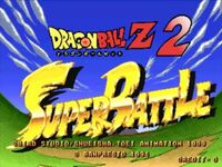 Dragon Ball Z 2 Super Battle